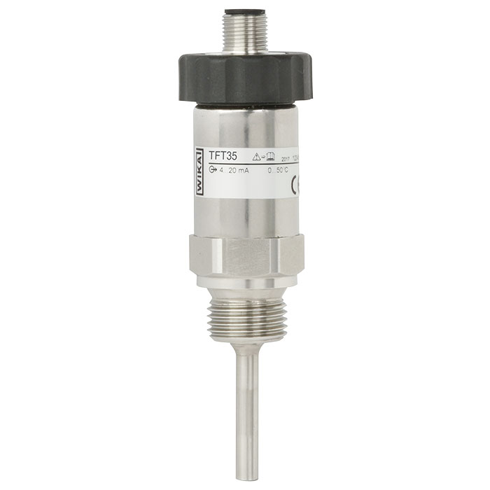 Threaded Thermometer Tft35 Wika Canada