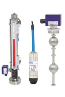 level measurement, Level monitoring