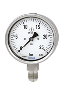Pressure measuring devices by WIKA