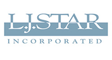 Logo for WIKA distributed products partner, L.J. Star