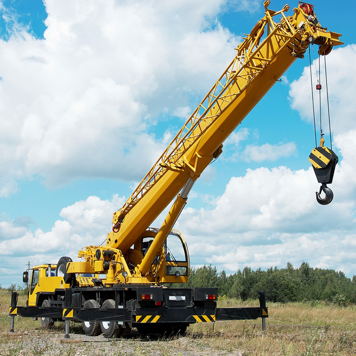 Fluid Power and Mobile Hydraulics Systems in Equipment Including Cranes