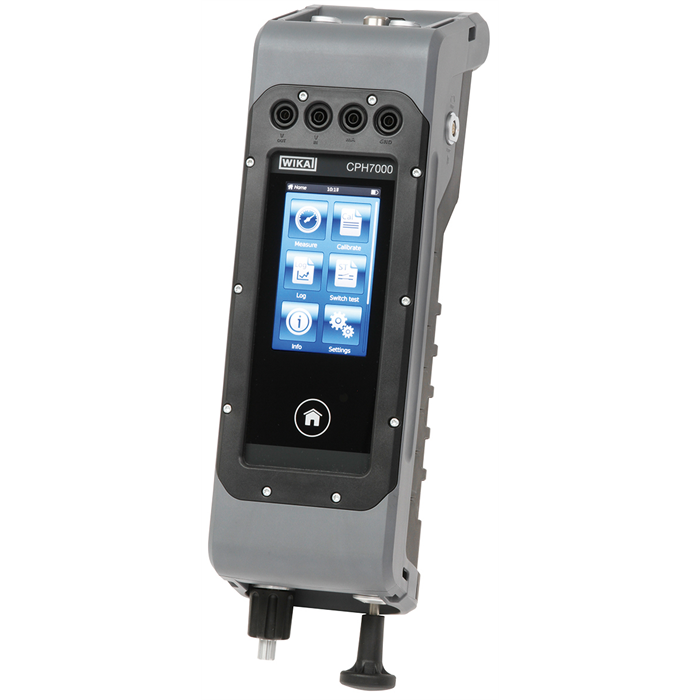 CPH7000: Portable, multifunctional and ideal for on-site calibration