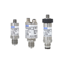 CANopen Networks Ensure Dependable Data from Pressure Sensors