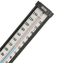 Glass and Solar Powered Industrial Thermometers: The Way to Go for HVAC, Boilers and Chillers