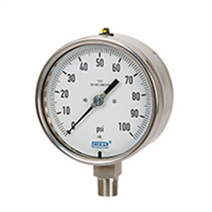 WIKA: The Leader in Stainless Steel Gauges