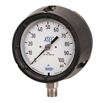XSEL® Process Gauge - Monel® Alloy Parts<br>