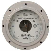 Absolute Pressure Test Gauge