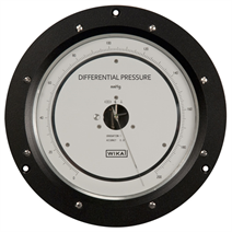 Differential Pressure Test Gauge