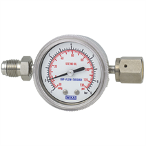 UHP Flow-Through Gauge