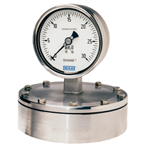 Sealgauge Diaphragm Pressure Gauges<br>
