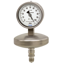 Absolute pressure gauge - model 532.52