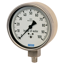 Capsule Pressure Gauges<br>
