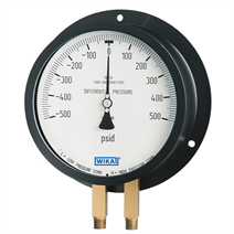 Differential Pressure Gauges<br>