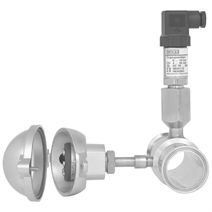 With pressure transmitter model S-10 and connection head model BSZ