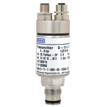 Pressure transmitter with Profibus® DP interface