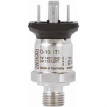 Pressure transmitter O-10 with angular connector
