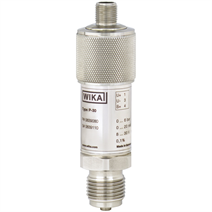 WIKA P-30 Pressure Transmitter: Built to Meet Exacting Standards in a Compact Design