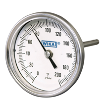 Bimetal Thermometer<br>