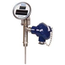 Solar Digital Twin-Temp Thermometer<br>