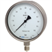 Bourdon Tube Pressure Gauges without or with Liquid Filling